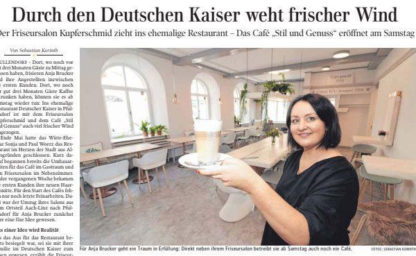Die Schwäbische Zeitung berichtet